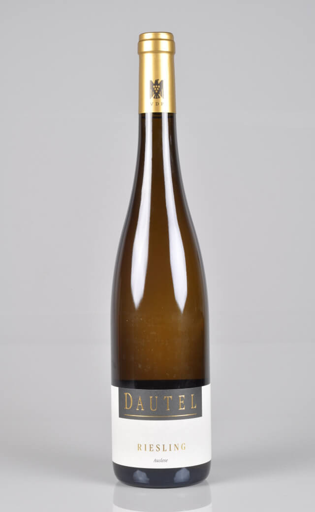 2015 Riesling Auslese