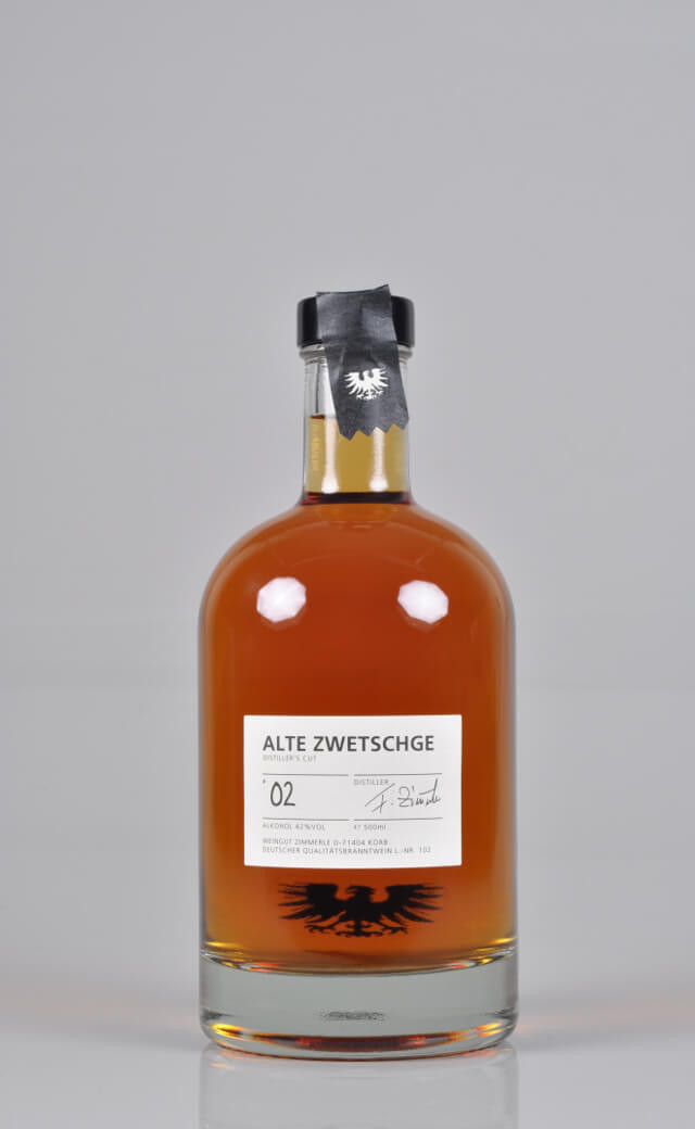 Alte Zwetschge Distiller's Cut No2 0.5L