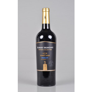 2018 Private Selection Merlot, aged in Rum Barrels